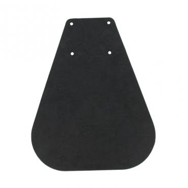 Smooth black bib 4 Holes Solex 3800 old model - Spare parts for Solex - Solex Me