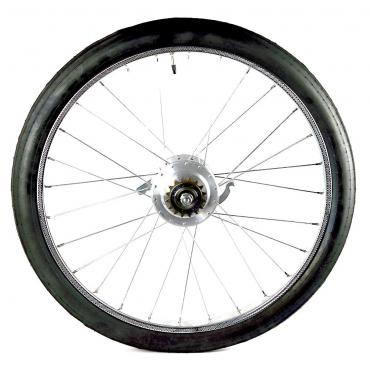 Complete rear wheel for Solex - Spare parts for Solex - Solex Me
