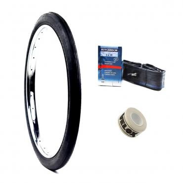 Pack Hutchinson Tire + Chamber 19 inch + Velox for VéloSolex • Solex Me