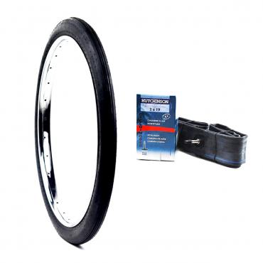 19 inch Hutchinson Tire + Innertube Pack for VéloSolex • Solex Me