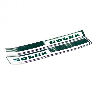 Solex logo decals - Spare parts for Solex - Solex Me
